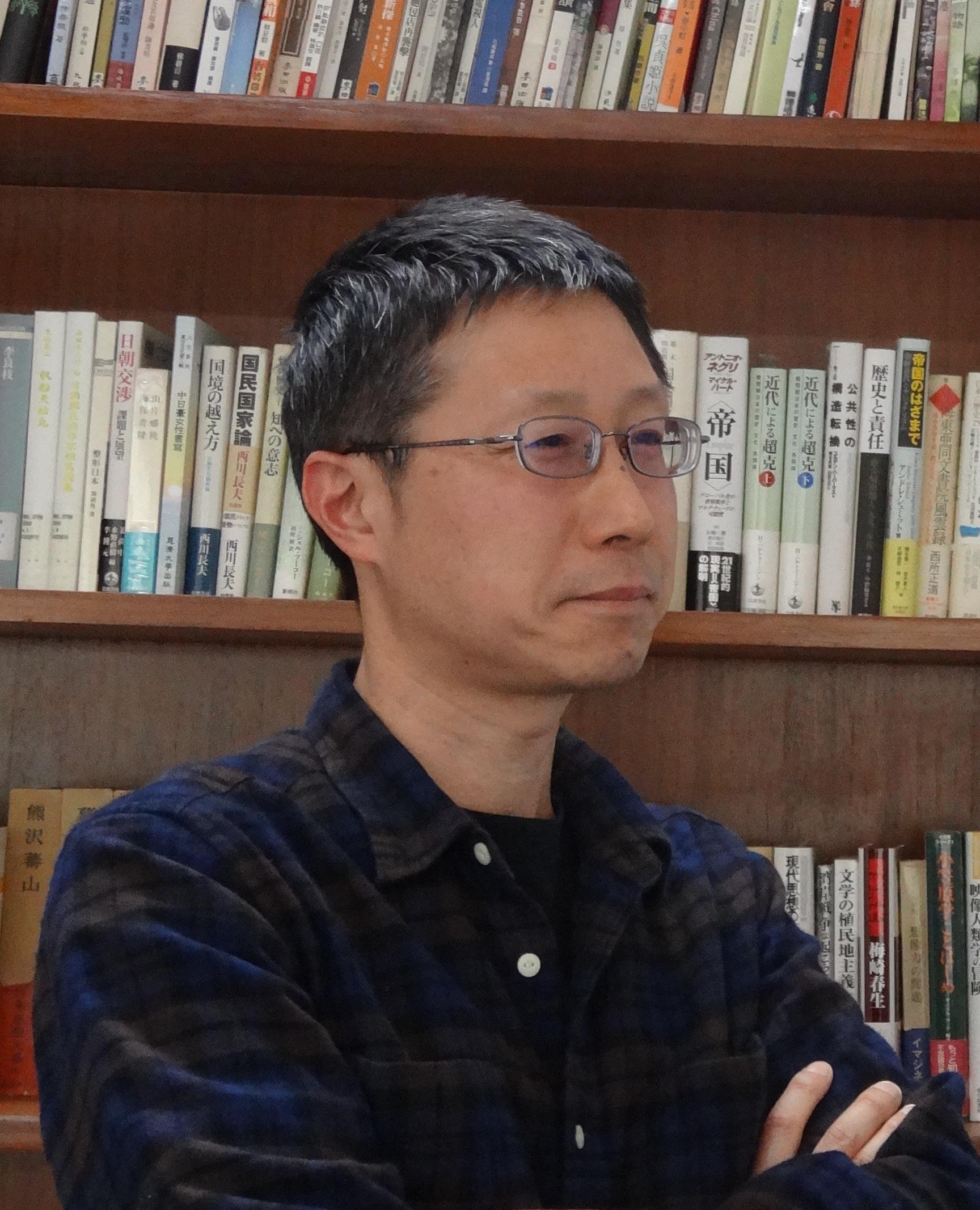 大西仁 助理教授